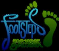 Logo Footsteps